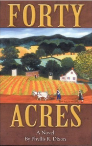 forty acres front cover